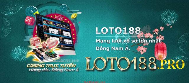 Loto88 - Link dự phòng của nhà cái Loto188 không bị chặn mới nhất 2021