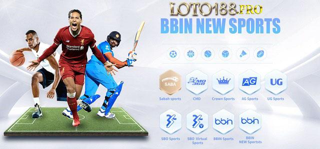 BBIN cung cấp đa dạng các loại sản phẩm giải trí trực tuyến